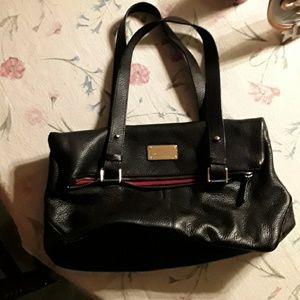 LLBean leather purse